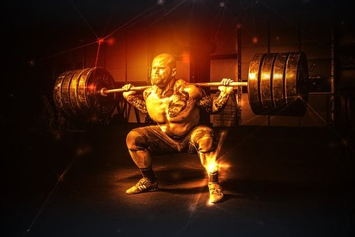 quad training routines for mass