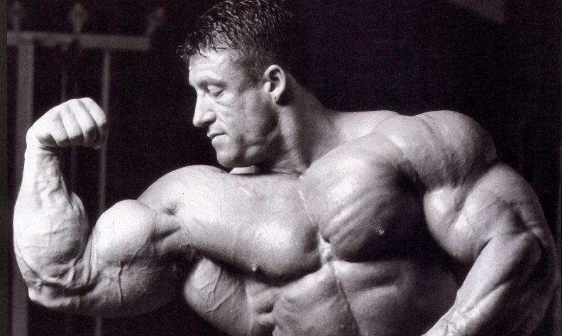 Dorian Yates Shoulder And Tricep Workout